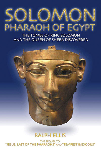Book 3 – Solomon, Pharaoh of Egypt